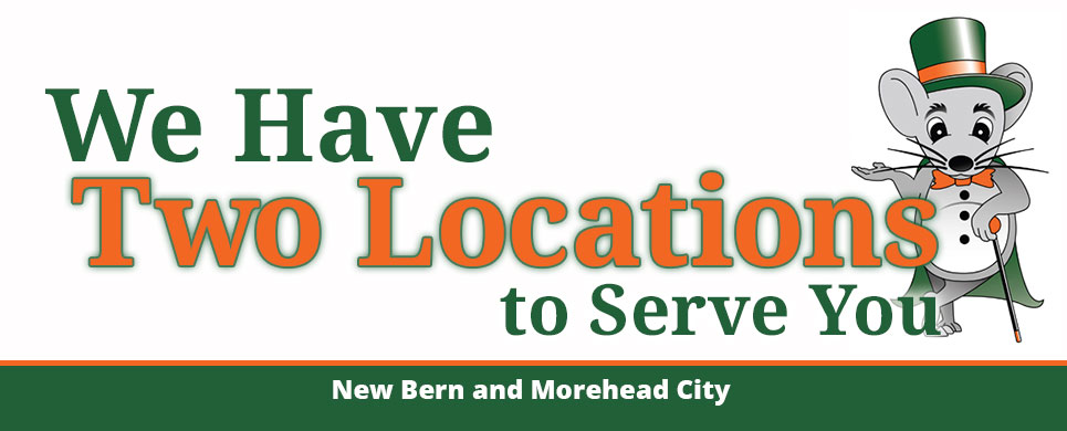We Have 2 Locations to Serve You!